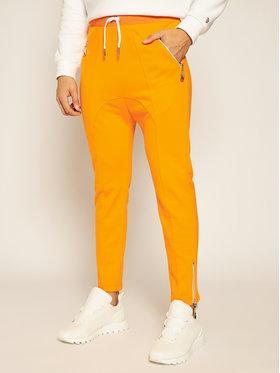 Rage Age Rage Age Teplákové kalhoty Rasell3 Oranžová Slim Fit