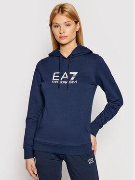 EA7 Emporio Armani EA7 Emporio Armani Sweatshirt 8NTM40 TJ31Z 1554 Dunkelblau Regular Fit