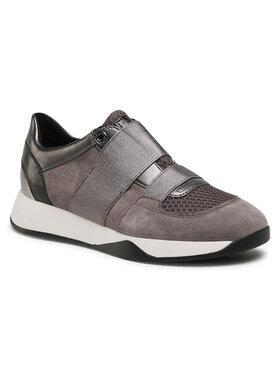 Geox Geox Sneakersy D Suzzie D D94FRD 022BN C9F1G Šedá