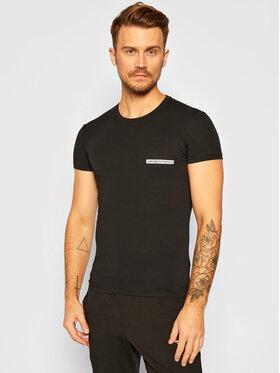 Emporio Armani Underwear Emporio Armani Underwear T-Shirt 111035 0A729 00020 Černá Slim Fit