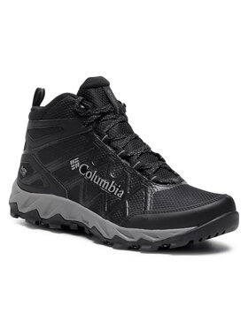 Columbia Columbia Turistiniai batai Peakfreak X2 Mid Outdry BM0828 Juoda