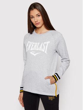 Everlast EVERLAST Sweatshirt 763090-50 Gris Regular Fit