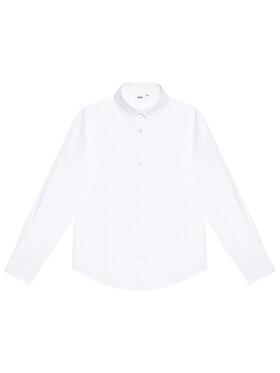 Boss Boss Camicia J25L26 S Bianco Regular Fit