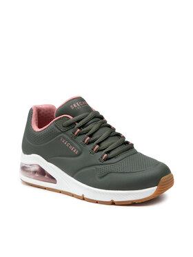 Skechers Skechers Sneakers 2nd Best 155542/OLV Grün