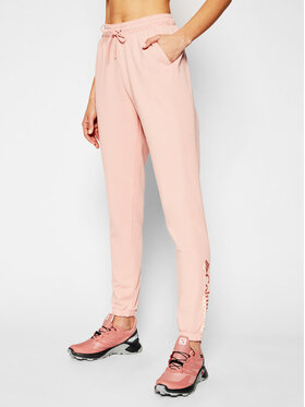 Columbia Columbia Spodnie dresowe French Terry 1933261 Różowy Regular Fit