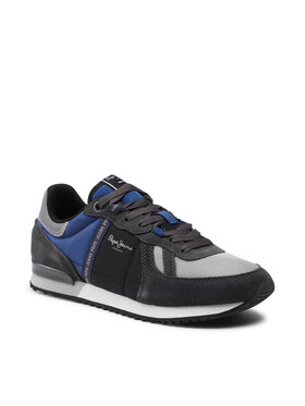 Pepe Jeans Pepe Jeans Sneakers Tinker Zero Tape PMS30772 Gris