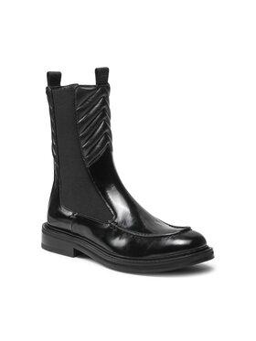 Fabi Fabi Členková obuv s elastickým prvkom FD7328B Čierna