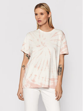 Levi's® Levi's® T-shirt Graphic Jet A0345-0001 Ružičasta Relaxed Fit
