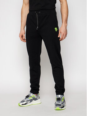 KARL LAGERFELD KARL LAGERFELD Pantalon jogging Sweat 705095 511910 Noir Regular Fit