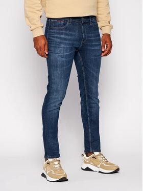 Tommy Jeans Tommy Jeans Blugi Slim Fit Scanton DM0DM09317 Bleumarin Slim Fit