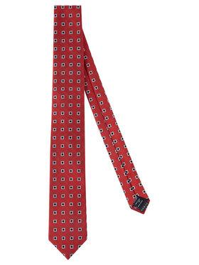 JOOP! Joop! Cravatta 30019996 Rosso