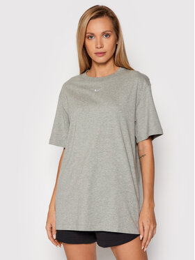 Nike Nike T-Shirt Sportswear Essential DH4255 Szary Oversize