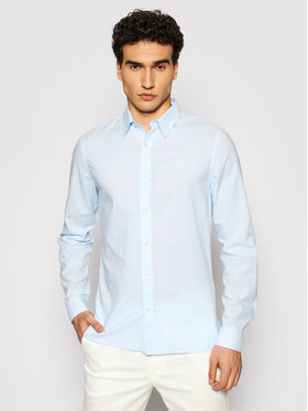 Calvin Klein Jeans Calvin Klein Jeans Košulja J30J317423 Plava Slim Fit
