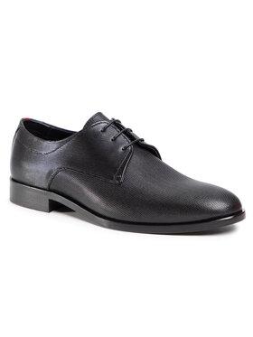 Hugo Hugo Chaussures basses Midtown 50445828 10232582 01 Noir