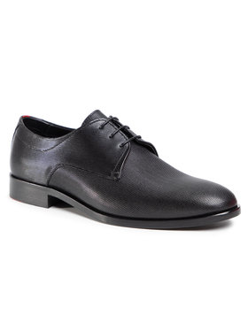 Hugo Hugo Обувки Midtown 50445828 10232582 01 Черен