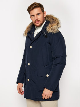 Woolrich Woolrich Hanorac Arctic CFWOOU0270MR UT0108 Bleumarin Regular Fit