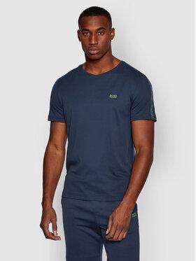 Boss Boss T-Shirt Tee Icon 50442136 Granatowy Regular Fit