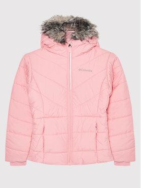 Columbia Columbia Vatovaná bunda Katelyn Crest Jkt 1561851 Růžová Slim Fit