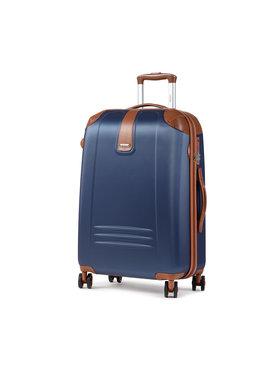 Dielle Dielle Mittelgroßer Koffer 155/60 Blau