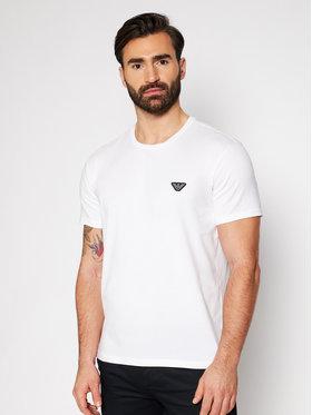 Emporio Armani Underwear Emporio Armani Underwear T-Shirt 110853 1P512 00010 Biały Regular Fit
