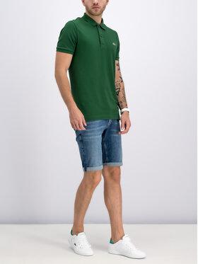 Lacoste Lacoste Polokošile PH4012 Zelená Slim Fit