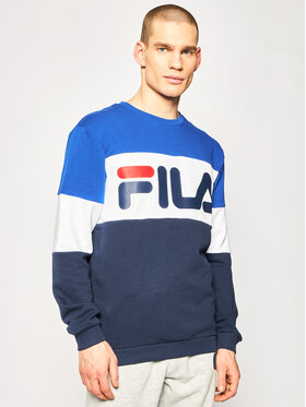 Fila Fila Džemperis Straight 688050 Tamsiai mėlyna Regular Fit