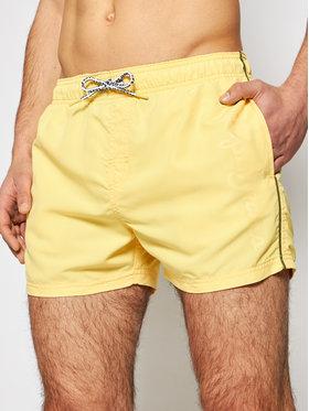 Pepe Jeans Pepe Jeans Kupaće gaće i hlače New Brian PMB10265 Žuta Regular Fit