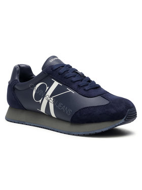 Calvin Klein Jeans Calvin Klein Jeans Sneakers Joele B4S0716 Bleu marine