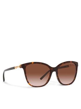 Emporio Armani Emporio Armani Okulary przeciwsłoneczne 0EA4173 500213 Brązowy