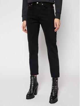 Levi's® Levi's® Jean Cropped Fit 501® Original 36200-0085 Noir Cropped Fit