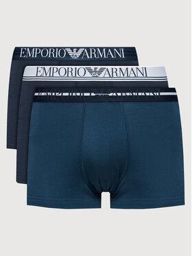 Emporio Armani Underwear Emporio Armani Underwear Set di 3 boxer 111357 1A723 90235 Blu scuro