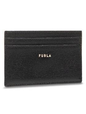 Furla Furla Θήκη πιστωτικών καρτών Babylon PCZ2UNO-B30000-O6000-1-007-20-TN-P Μαύρο