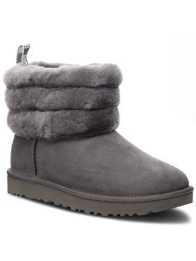 Ugg Ugg Обувки W Fluff Mini 1098533 Сив