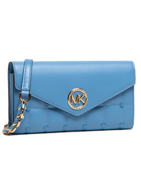 MICHAEL Michael Kors MICHAEL Michael Kors Handtasche Carmen 32S1GNMC9U Blau