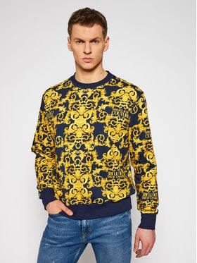 Versace Jeans Couture Versace Jeans Couture Džemperis B7GWA7F2 Tamsiai mėlyna Regular Fit
