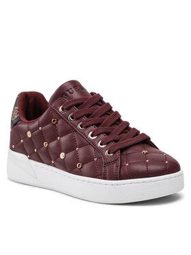 Guess Guess Sneakers FL8BEE FAL12 Dunkelrot