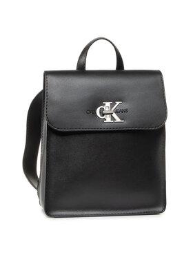 Calvin Klein Jeans Calvin Klein Jeans Plecak Flap BP30 K60K606850 Czarny