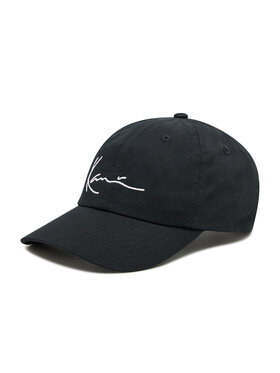 Karl Kani Karl Kani Шапка с козирка Kk Signature Cap 7030214 Черен