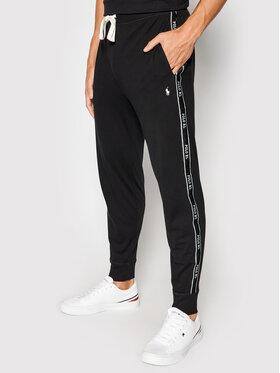 Polo Ralph Lauren Polo Ralph Lauren Παντελόνι φόρμας Spn 714830276010 Μαύρο Regular Fit