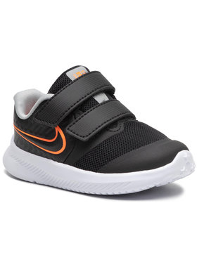 NIKE NIKE Pantofi Star Runner 2 (Tdv) AT1803 008 Negru