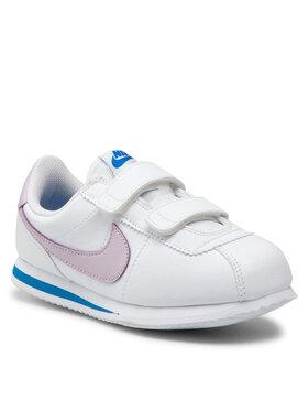 Nike Nike Boty Cortez Basic Sl (PSV) 904767 108 Bílá