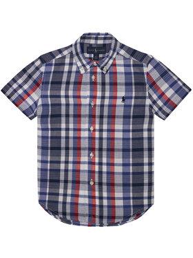 Polo Ralph Lauren Polo Ralph Lauren Marškiniai Summer 323785810002 Mėlyna Regular Fit