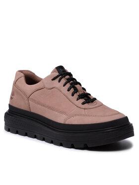 Timberland Timberland Κλειστά παπούτσια Ray City Oxford TB0A2KGBD691 Ροζ