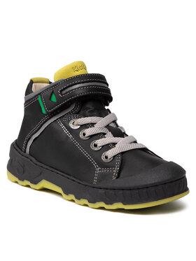 Kickers Kickers Зимни обувки Kick Teen KI-878840-30-8 S Черен