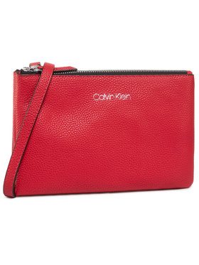 Calvin Klein Calvin Klein Sac à main Ck Everyday Duo Crossbody K60K606768 Rouge