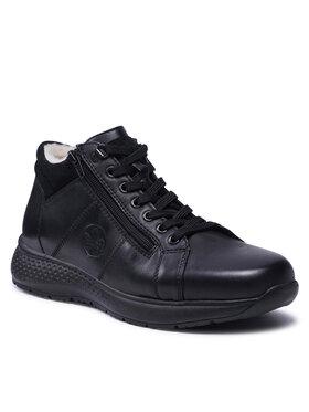 Rieker Rieker Зимни обувки B7644-00 Черен