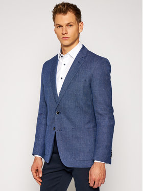 Boss Boss Giacca da abito Haylon 50427294 Blu scuro Regular Fit