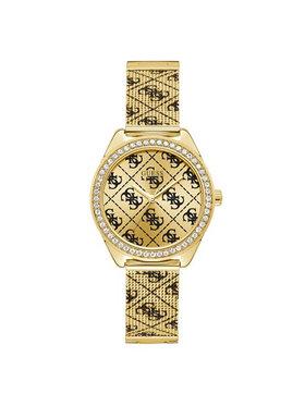 Guess Guess Часовник Claudia Mesh W1279L2 Златист