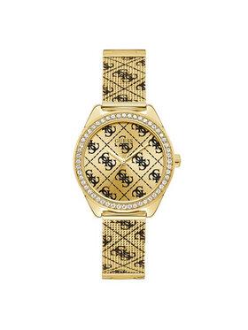 Guess Guess Uhr Claudia Mesh W1279L2 Goldfarben