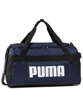 Puma Puma Taška Challenger Duffel Bag S 076620 02 Tmavomodrá